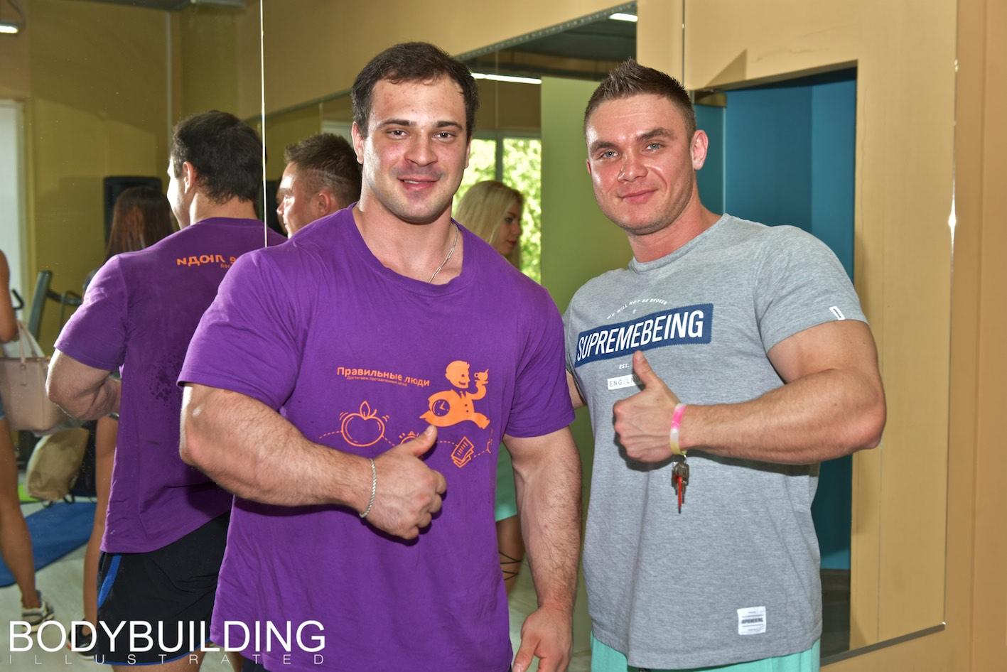 тренировочный сбор команды Москвы