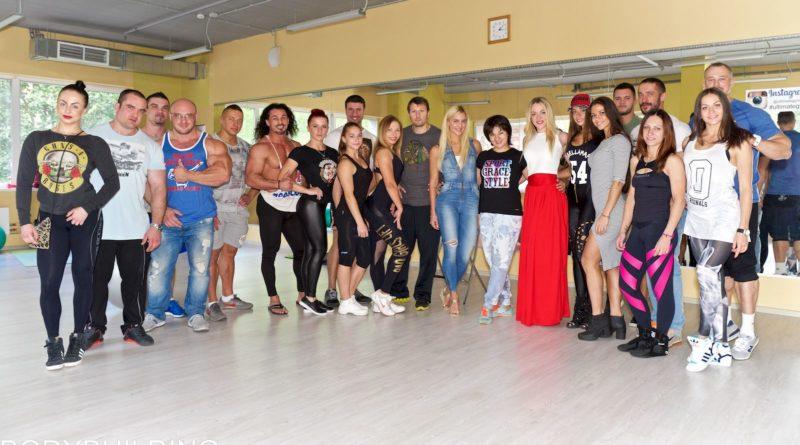 Тренировочный сбор потенциальных кандидатов для участия на чемпионате России