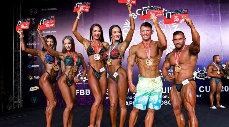 Moscow Bodybuilding Cup