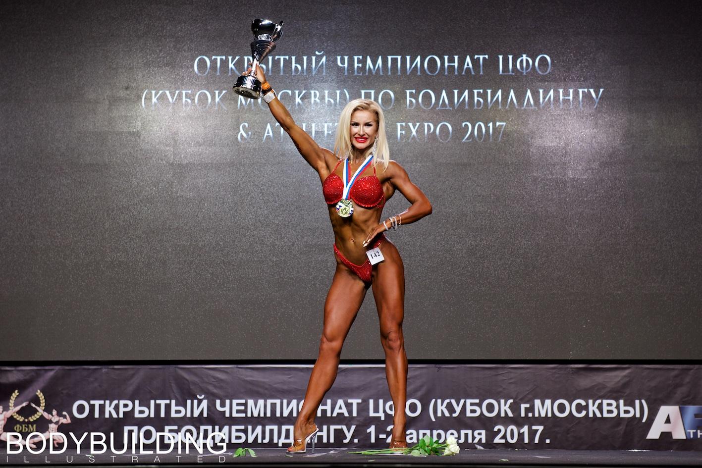 Кубок Москвы 2017. День второй. Победители.