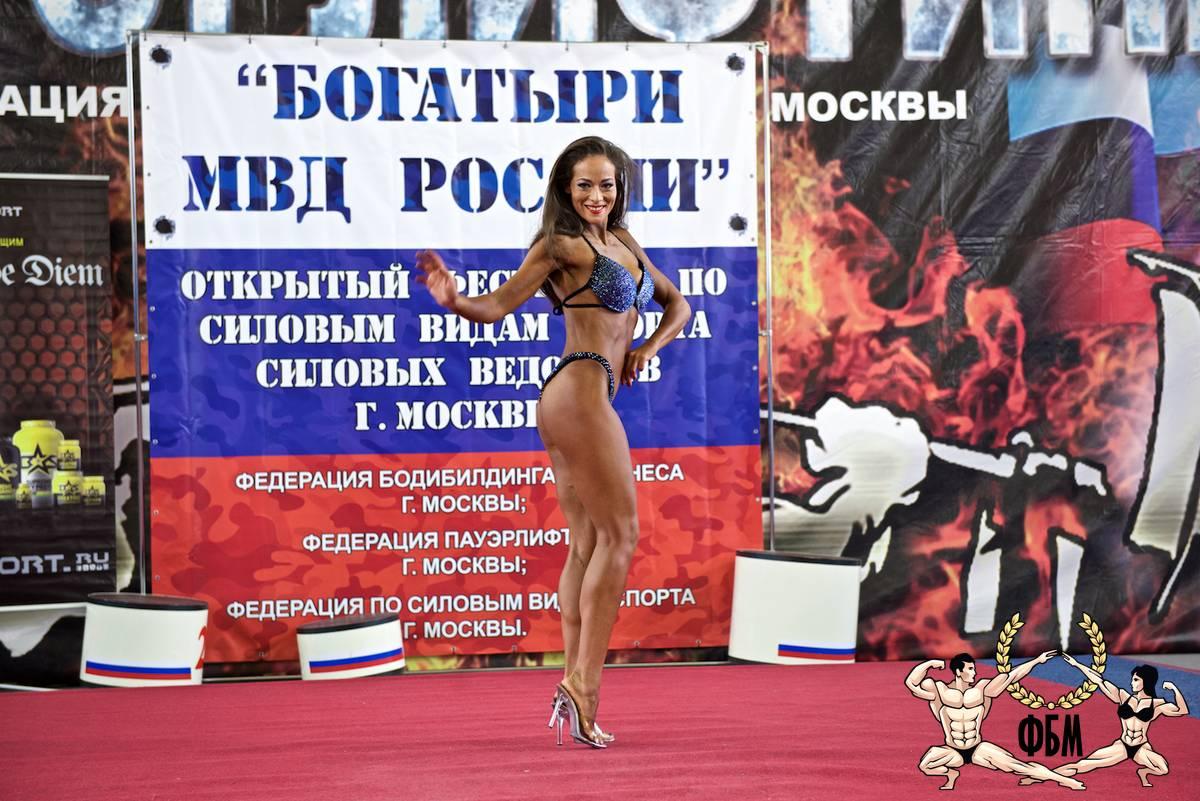 """Фестиваль """"Богатыри МВД России"""""""