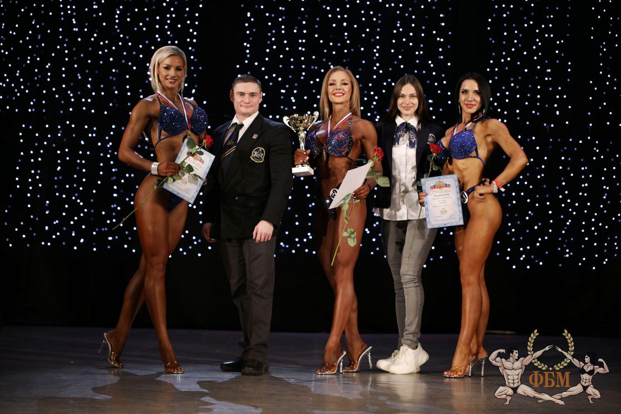 Результаты Кубока Рязанской области по бодибилдингу и фитнес-бикини 2019