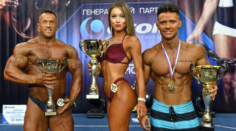 """Grand Prix Dudushkin Fitness-Family"" 2019"