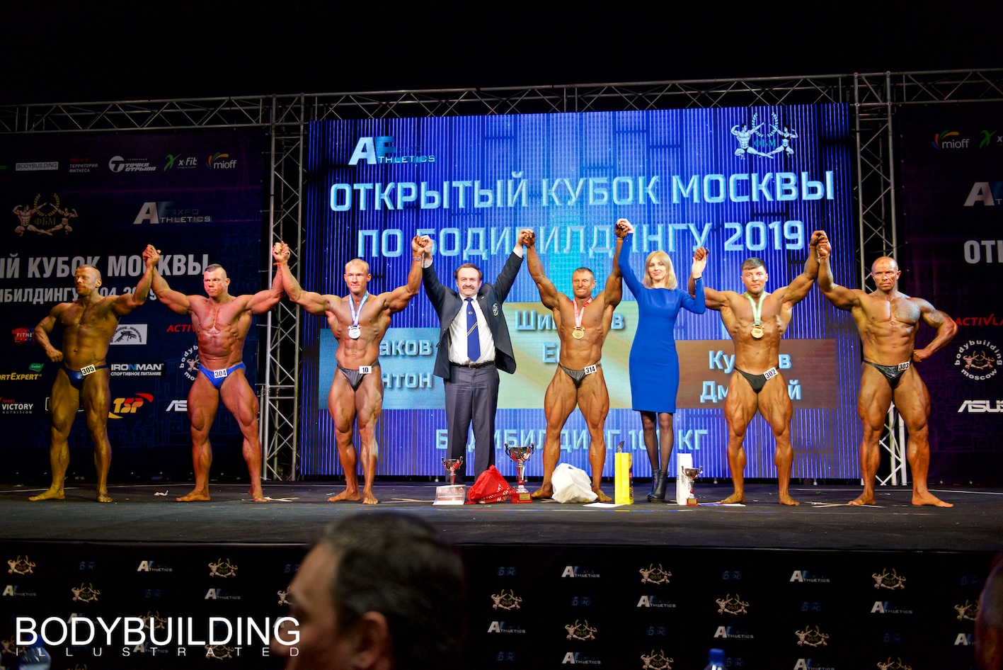 Шипилов Егор Кубок Москвы по бодибилдингу 2019 Категория