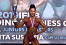Юлия Казаковцева абсолютная чемпионка Европы по бодифитнесу 2019