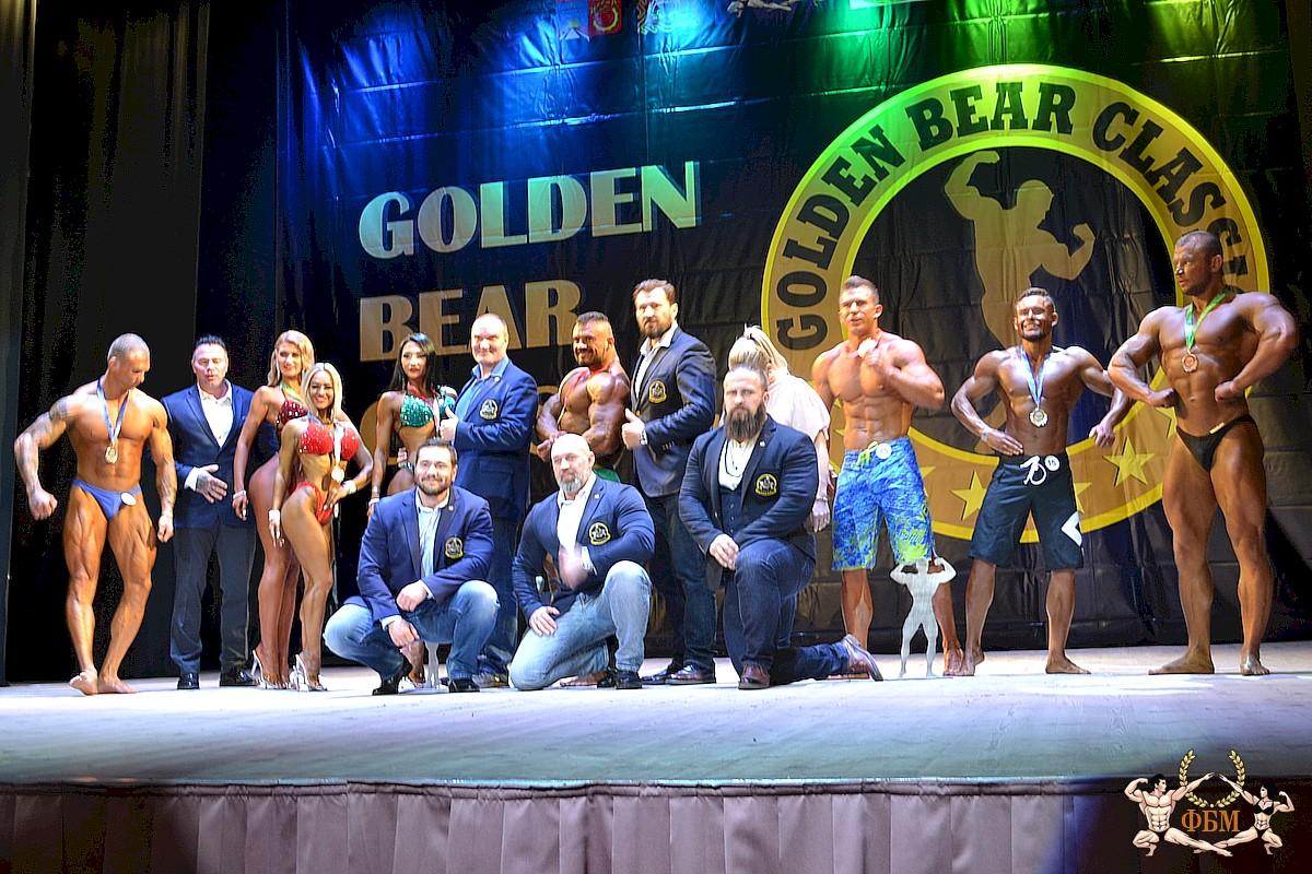 Результаты Golden Bear Classic 2019