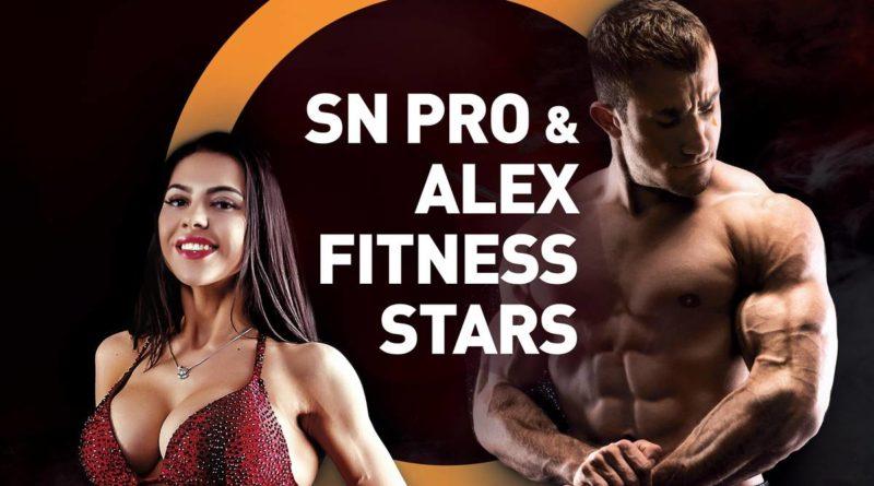 SN PRO & ALEX FITNESS STARS 2019