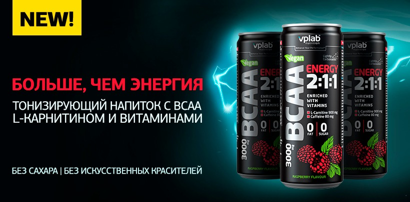 VPLAB Nutrition BCAA