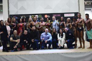 Результаты турнира ALEX FITNESS STARS 2020