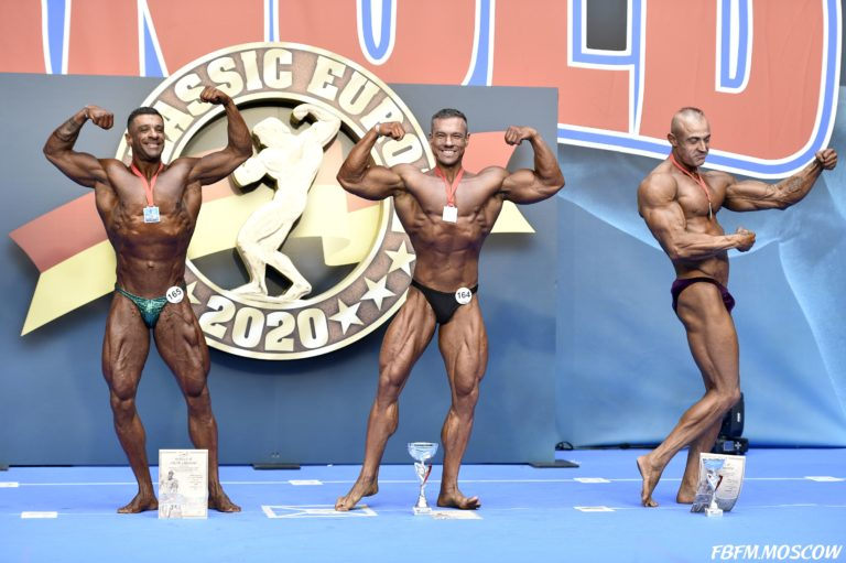 Спортсмены ФБМ на Arnold Classic Europe 2020.