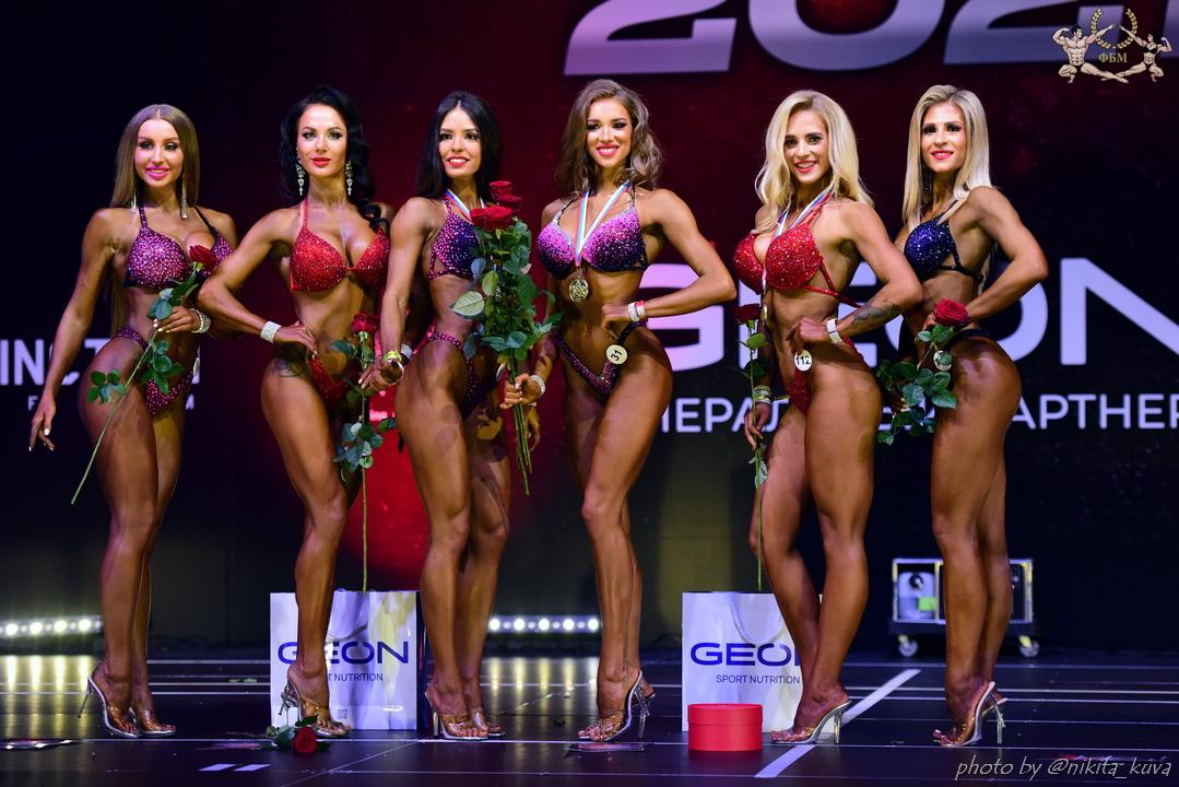 Итоги Dudushkin Fitness Family Grand-prix 2021