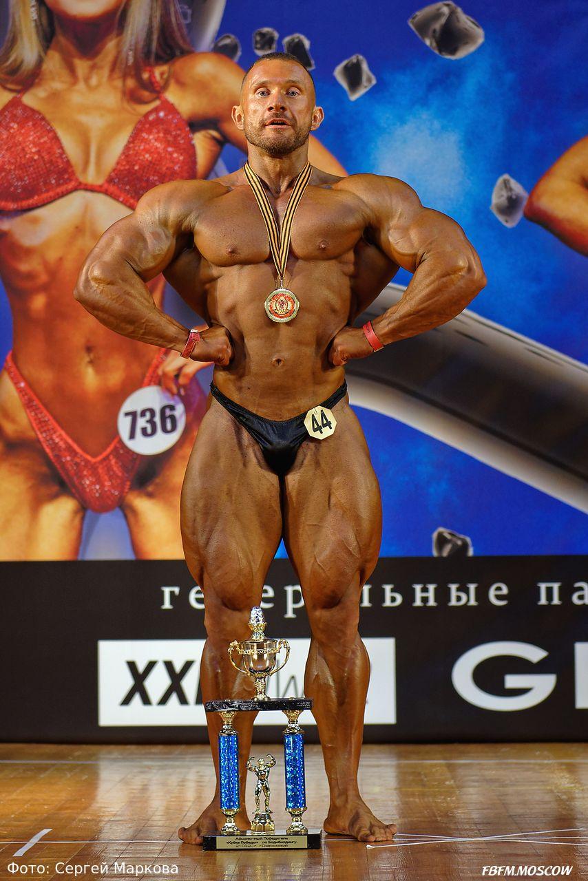 Итоги первого дня Кубка Московской области по бодибилдингу 2021