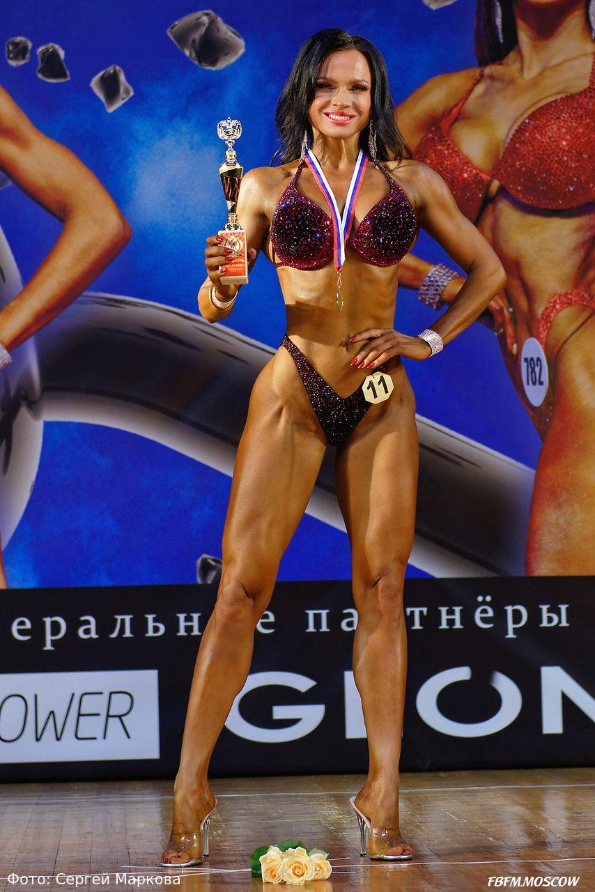 Подводим итоги Кубка Московской области по бодибилдингу 2021!