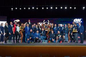 Итоги Кубка Москвы по бодибилдингу 2021