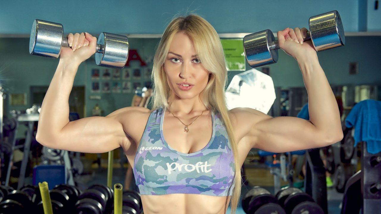 Людмила Никитина, Екатерина Красавина, Bodybuilding Illustrated